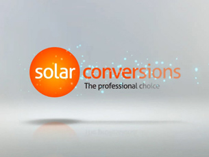Solar Conversions Logo Reveal